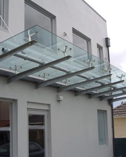 Glass Canopy Fellice S Glass Supply