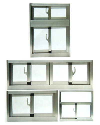 Aluminum Sliding Windows (Series 809)